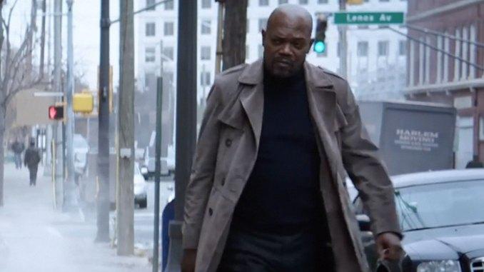 Samuel L Jackson in Shaft
