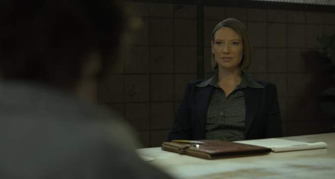 Anna Torv in Mindhunter