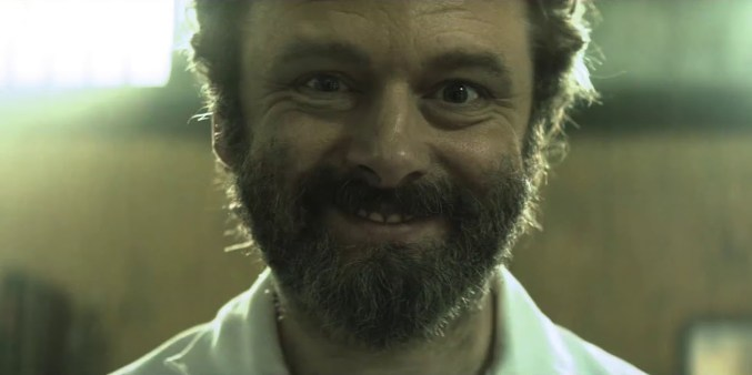 Michael Sheen in Fox's Prodigal Son