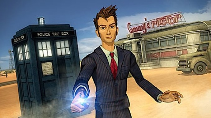 The Doctor in Dreamland