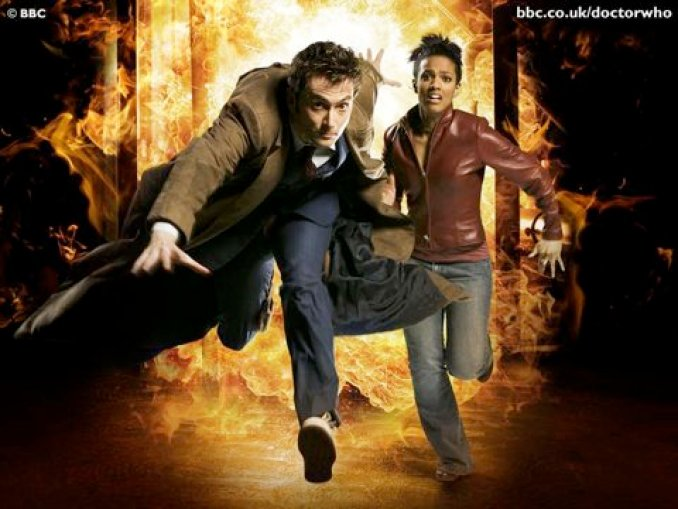 Doctor Who's coming back with a bang