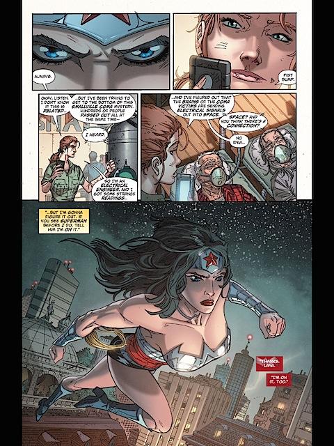 Wonder Woman passes the test