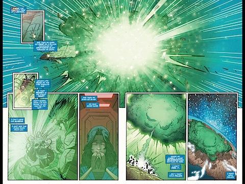 Kryptonite gas