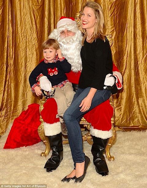 Ali Larter Christmas