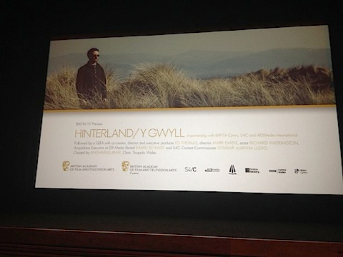 The BAFTA screening