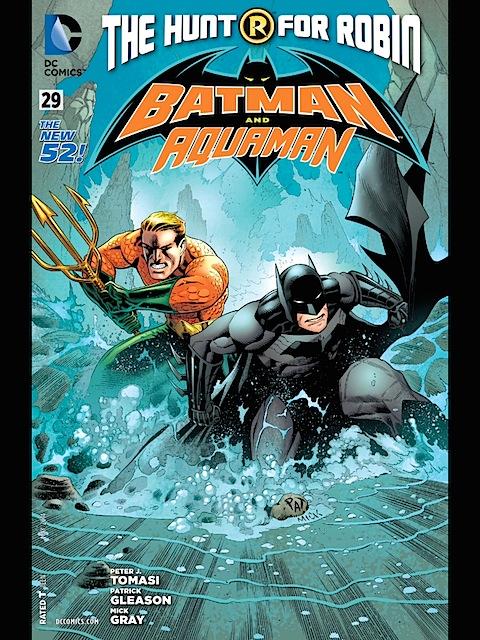 Batman and Robin #29