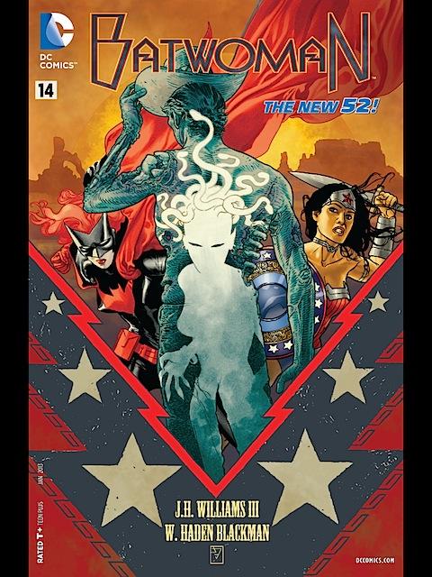 Batwoman 14