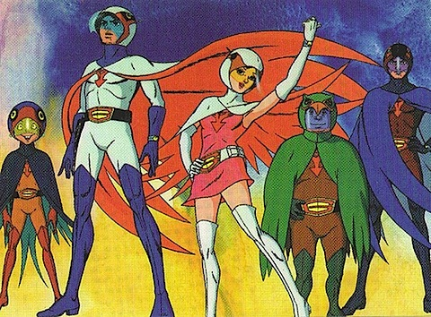 Battle of the Planets returns as a live-action movie