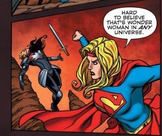 Wonder Woman? Really