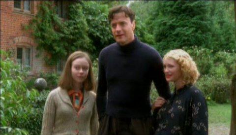 Clary, Rupert and Zoe Cazalet