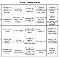 Play Adam Curtis bingo with HyperNormalisation!