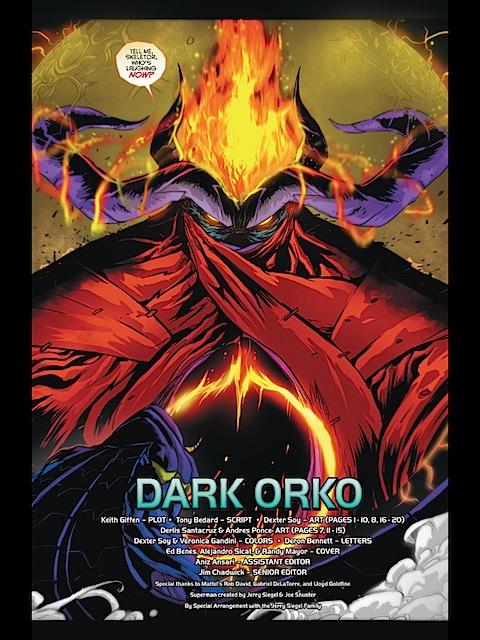 Dark Orko