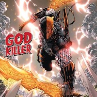 Weekly Wonder Woman: Deathstroke #7, Injustice: Gods Among Us: Year Four #8, Sensation Comics #39