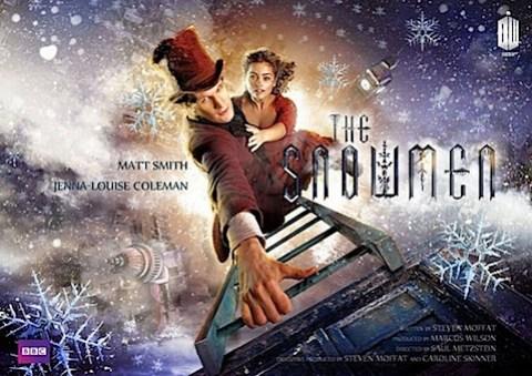 Doctor Who Christmas 2012 poster