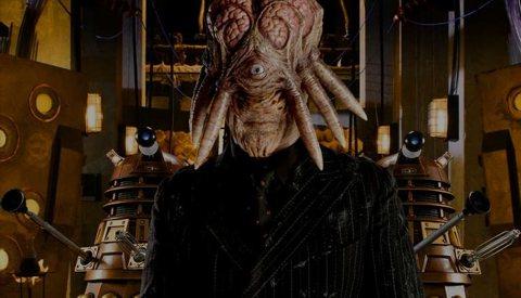 Evolution of The Daleks