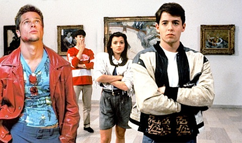 The Ferris Bueller Fight Club Theory