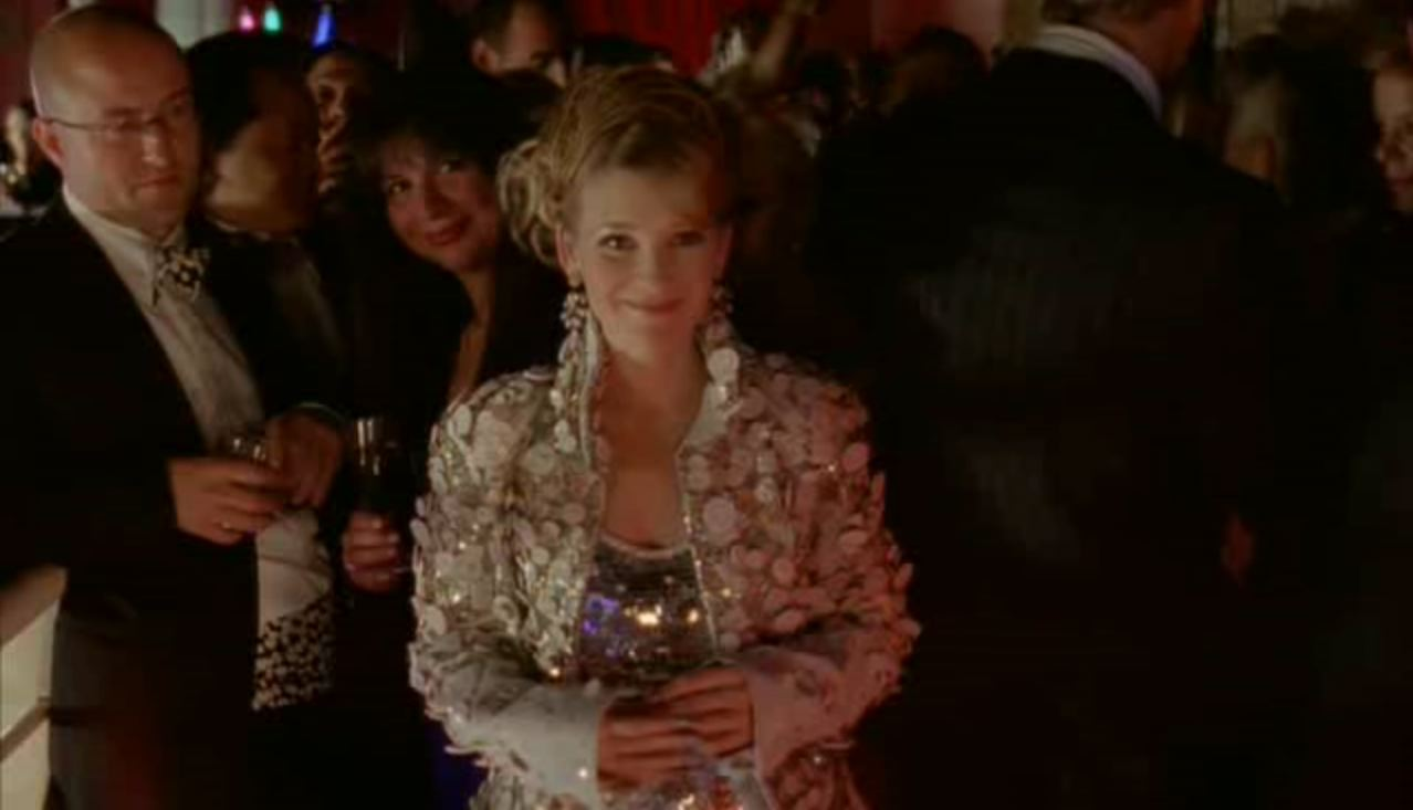 Joanna Page in Gideon's Daughter