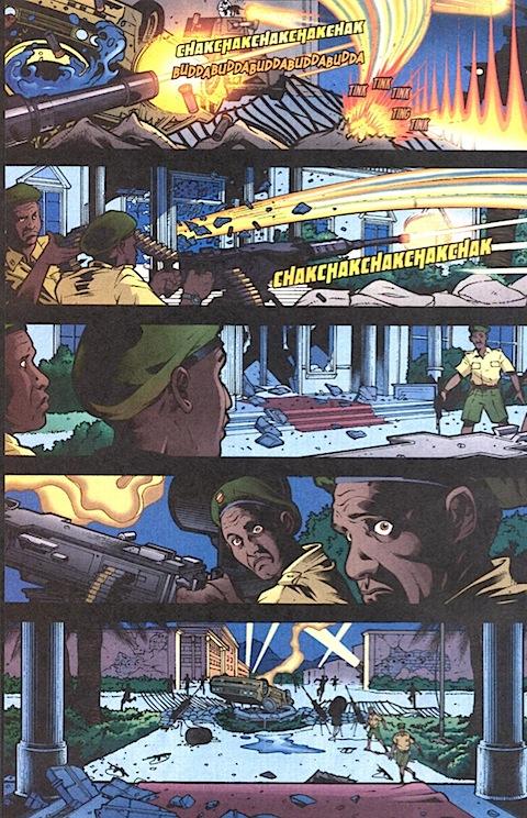 Greg Rucka launches Wonder Woman
