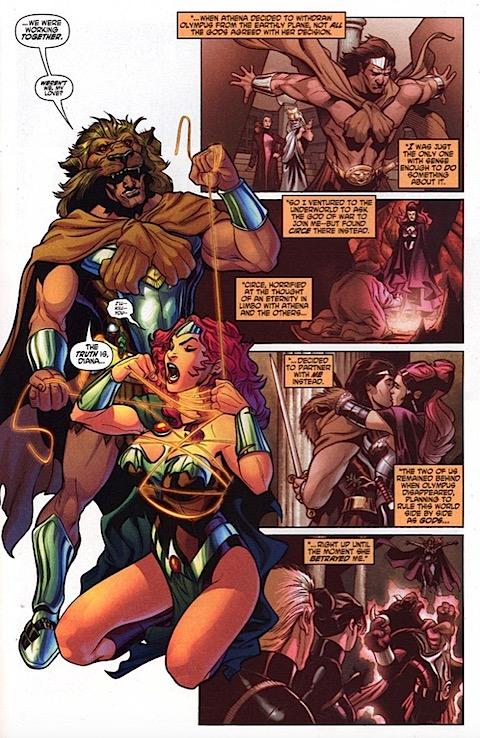 Heracles and Circe