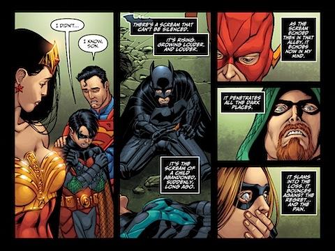 Nightwing is dead