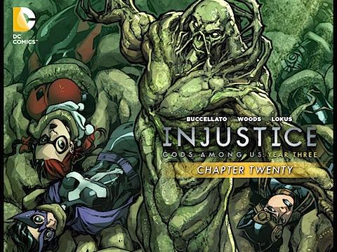 Injustice: Gods Among Us: Year 3 #20