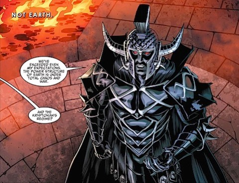 Ares on Apokolips