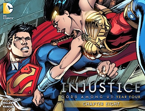 Injustice: Gods Among Us Year 4 #8
