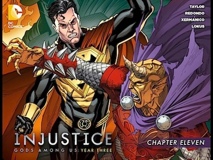 Injustice: Gods Among Us. Year 3 #11