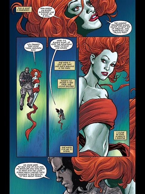 Circe in Men of War #2