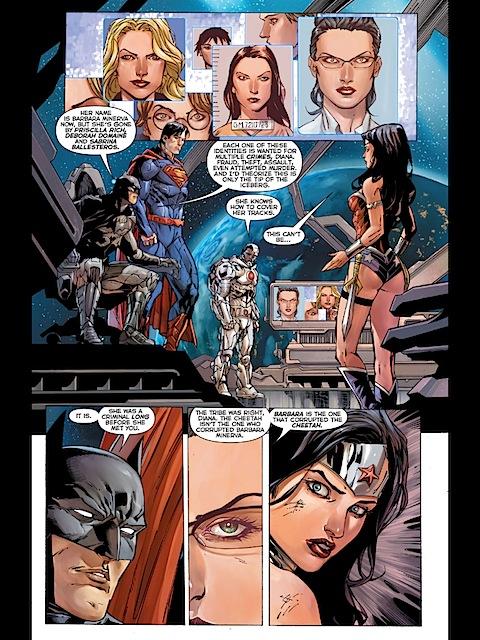 Wonder Woman duped