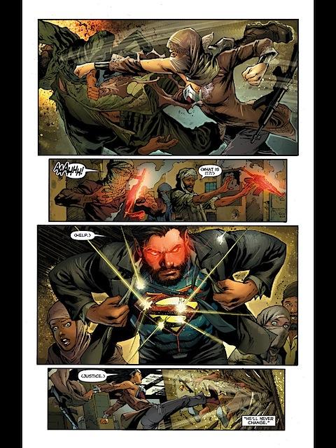 Wonder Woman revealed