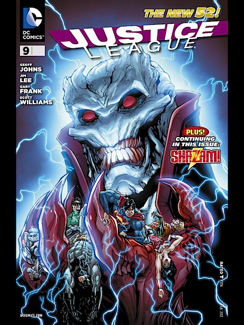 Justice League #9