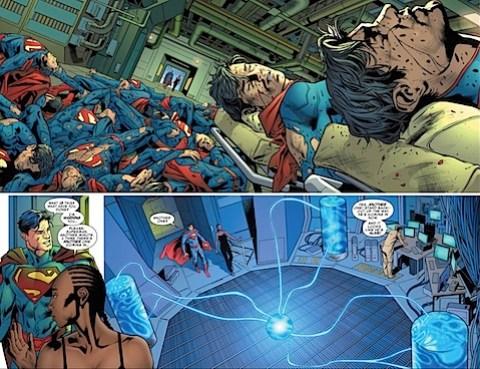 Dead Supermen