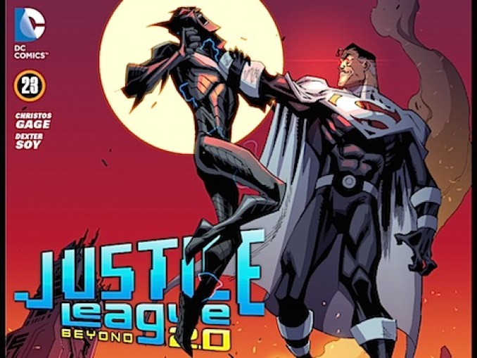 Justice League Beyond #23