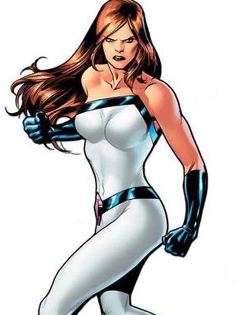 Jessica Jones's Marvel costume