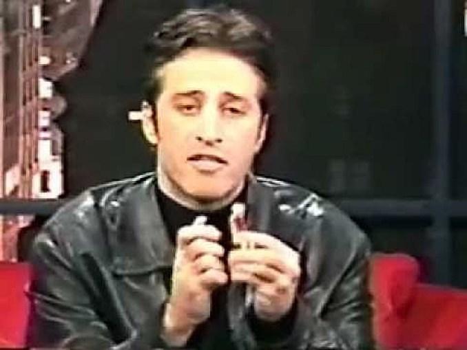 Jon Stewart in Where's Elvis This Week?