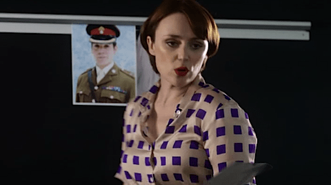 Keeley Hawes in Identity