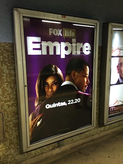 Fox's Empire in Lisbon