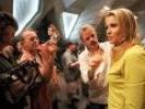 Lucy Lawless in Battlestar Galactica