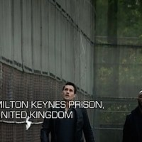 Agents of SHIELD visits Milton Keynes. Yes, really. Oh, not really? You surprise me