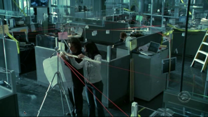 Numb3rs does CSI