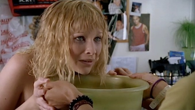 Joanna Page in Ready When You Are Mr McGill