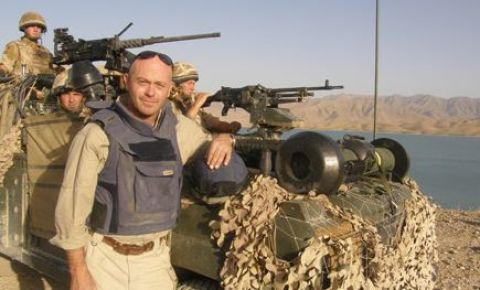 Ross Kemp in Aghanistan