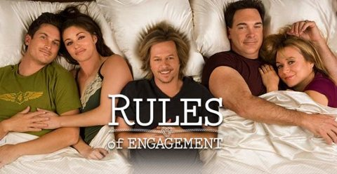 Current cast of Rules of Engagement
