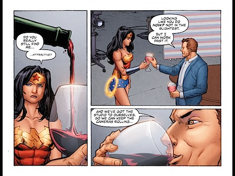 Wonder Woman isn't ugly