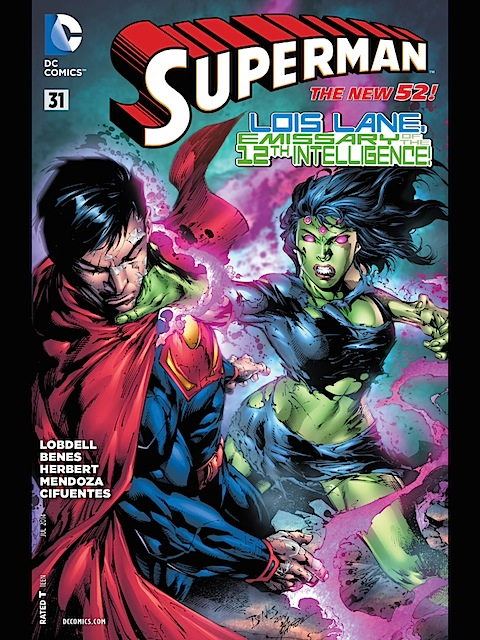 Superman/Wonder Woman #31