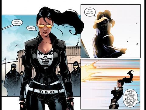 Agent Diana Prince