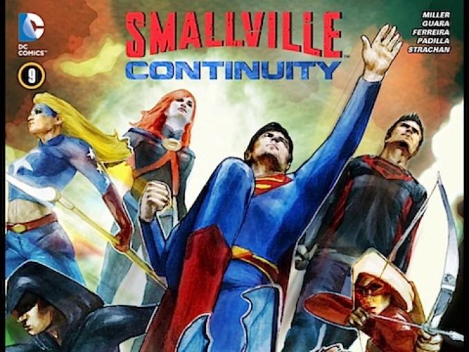 Smallville Continuity
