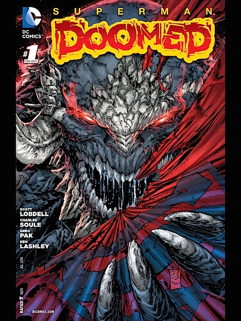 Superman Doomed #1