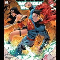 Weekly Wonder Woman: Superman/Wonder Woman #12, Sensation Comics #9